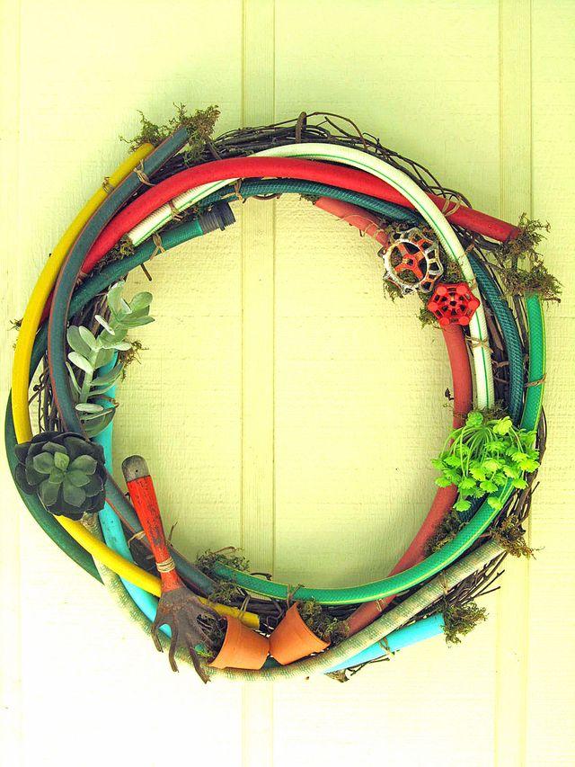 Hose wreath3